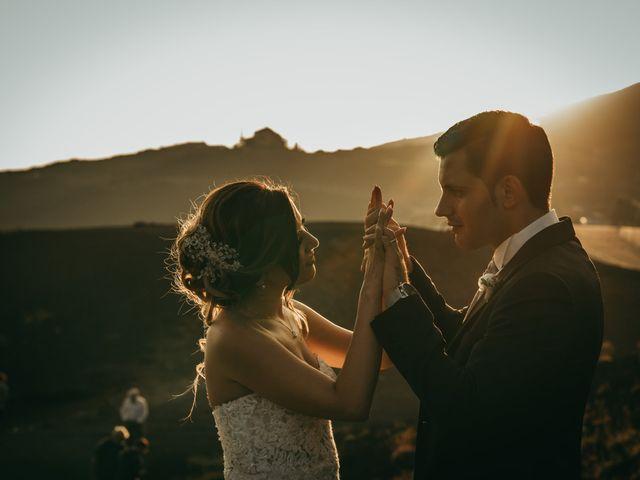 Il matrimonio di Carmelita e Carmelo a Pedara, Catania 52