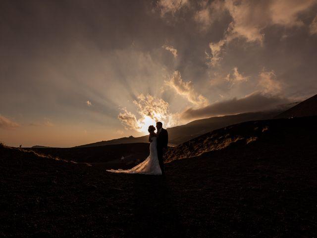 Il matrimonio di Carmelita e Carmelo a Pedara, Catania 58