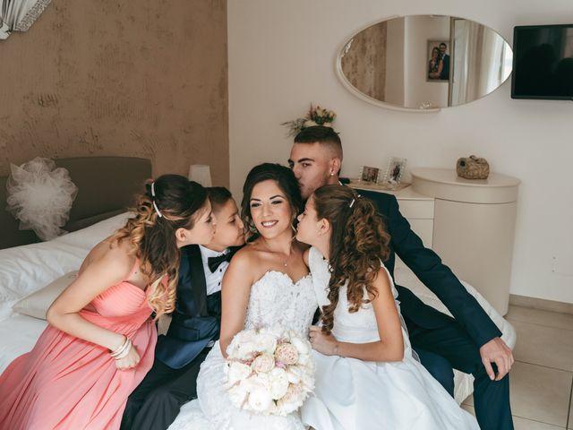 Il matrimonio di Carmelita e Carmelo a Pedara, Catania 66