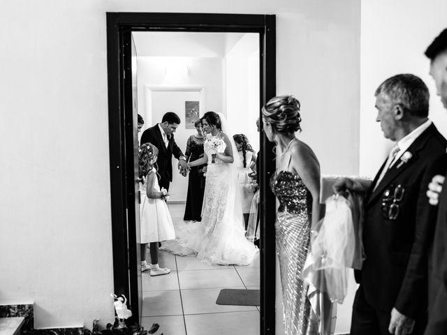 Il matrimonio di Carmelita e Carmelo a Pedara, Catania 67