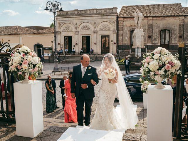 Il matrimonio di Carmelita e Carmelo a Pedara, Catania 69