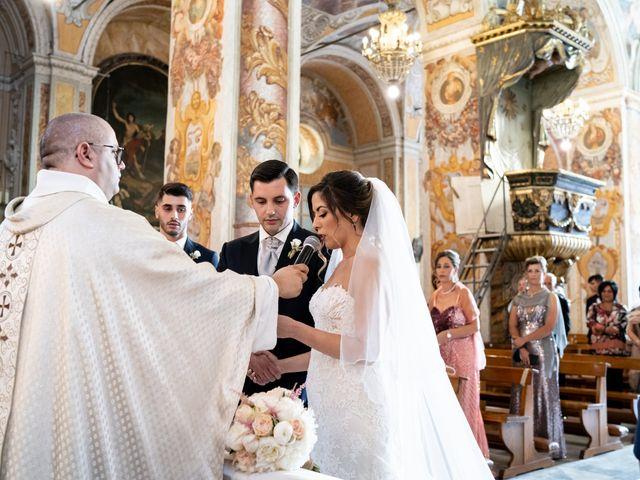 Il matrimonio di Carmelita e Carmelo a Pedara, Catania 70
