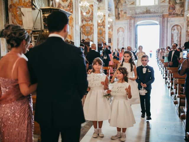 Il matrimonio di Carmelita e Carmelo a Pedara, Catania 76