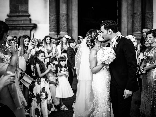 Il matrimonio di Carmelita e Carmelo a Pedara, Catania 81