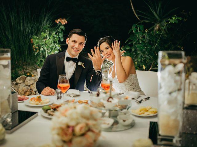 Il matrimonio di Carmelita e Carmelo a Pedara, Catania 85