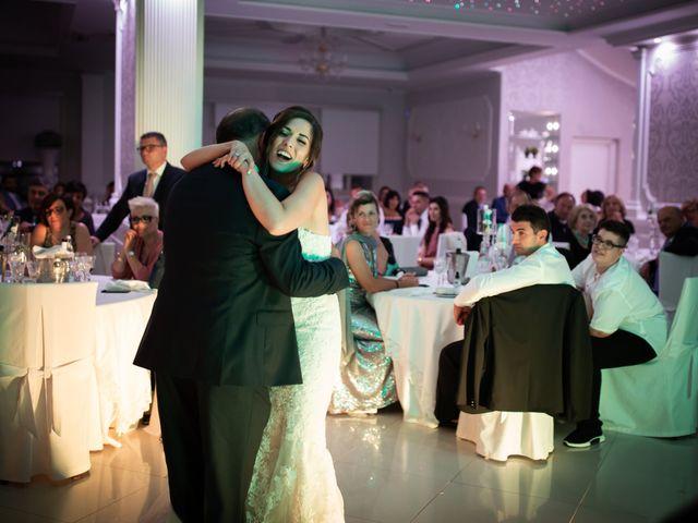 Il matrimonio di Carmelita e Carmelo a Pedara, Catania 87