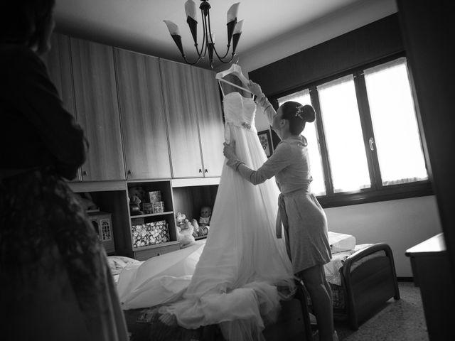 Il matrimonio di Manuel e Chiara a Montebelluna, Treviso 2