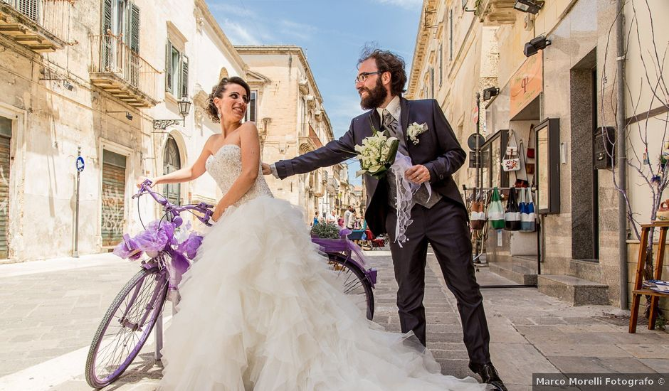 Il matrimonio di Giuseppe e Silvia a Lecce, Lecce