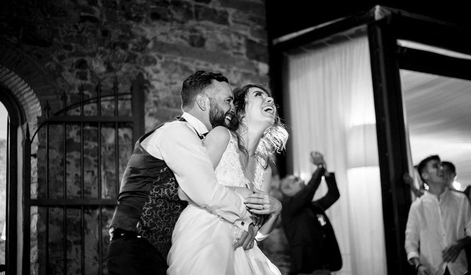 Il matrimonio di Stefano e Maura a Carmignano, Prato