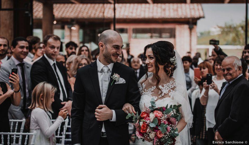 Il matrimonio di Daniele e Valeria a Chieti, Chieti