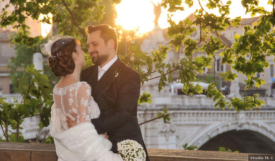 Il matrimonio di Dimitri e Ilaria a Roma, Roma