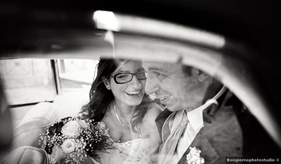 Il matrimonio di Daniele e Daniela a Naro, Agrigento