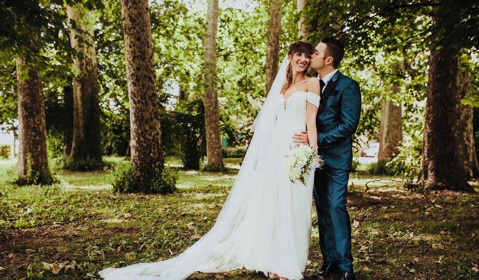 Il matrimonio di Matteo e Irene a Martignana di Po, Cremona