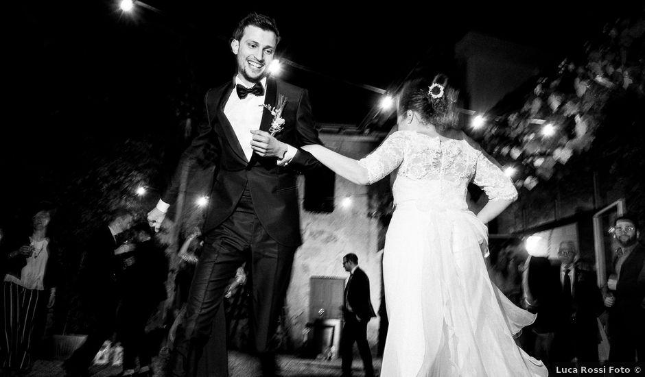 Il matrimonio di Daniele e Federica a Rovellasca, Como