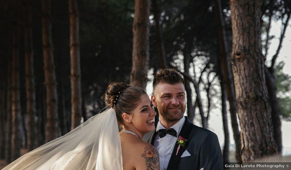 Il matrimonio di Daniele e Roberta a Montesilvano, Pescara