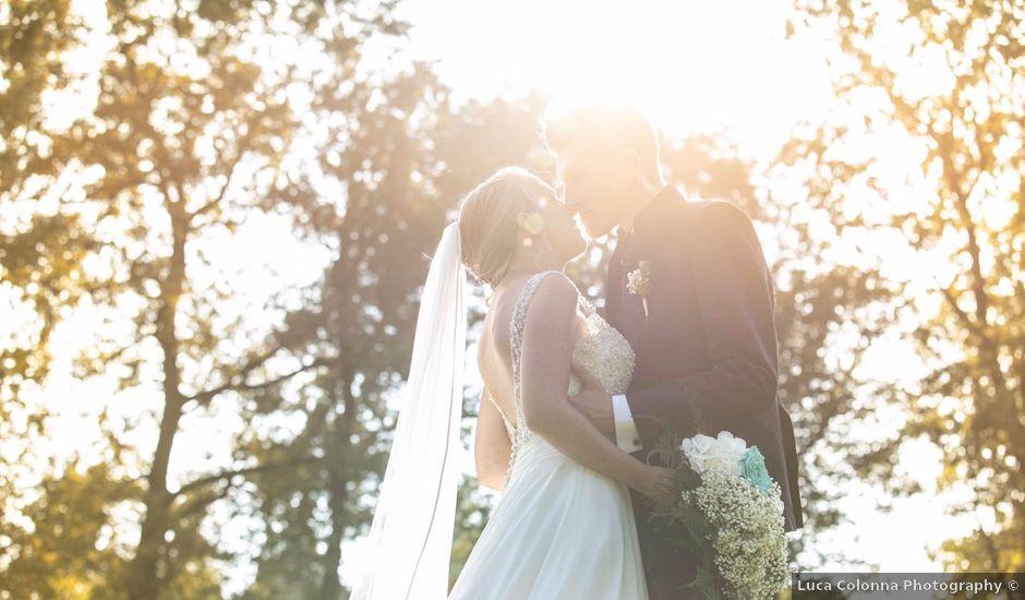 Il matrimonio di Alessandro e Elena a Palazzago, Bergamo