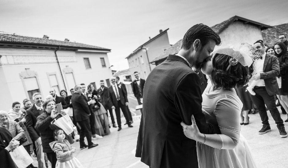 Il matrimonio di Mauri e Silvia a Casirate d'Adda, Bergamo