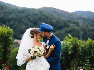 Le nozze di Cristina e Gianandrea