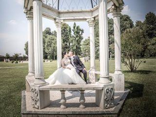 Le nozze di Greta de Poni e Andrea Bertacchini