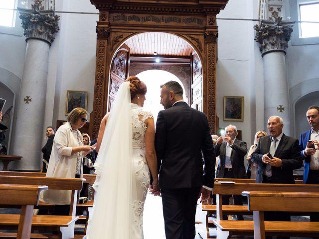 Il matrimonio di Emanuele e Giuliana a Ragusa, Ragusa 19