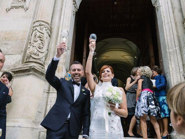 Il matrimonio di Emanuele e Giuliana a Ragusa, Ragusa 20