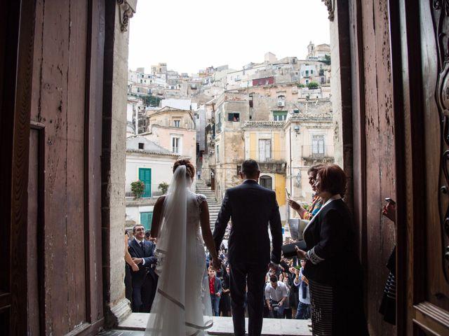 Il matrimonio di Emanuele e Giuliana a Ragusa, Ragusa 26