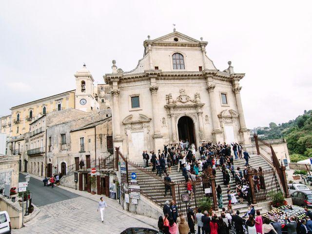 Il matrimonio di Emanuele e Giuliana a Ragusa, Ragusa 28