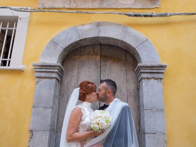 le nozze di Giuliana e Emanuele