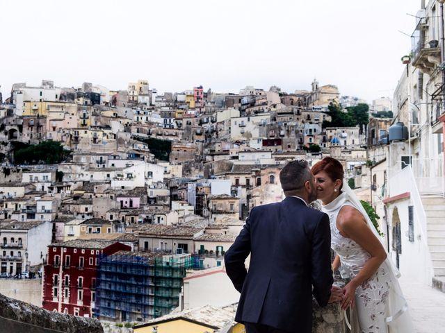 Il matrimonio di Emanuele e Giuliana a Ragusa, Ragusa 30