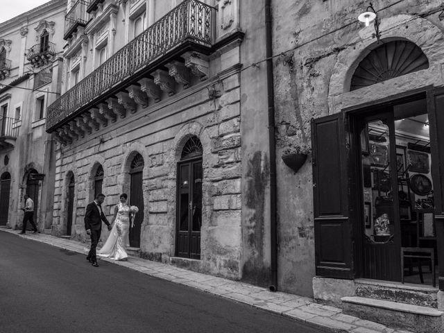 Il matrimonio di Emanuele e Giuliana a Ragusa, Ragusa 33