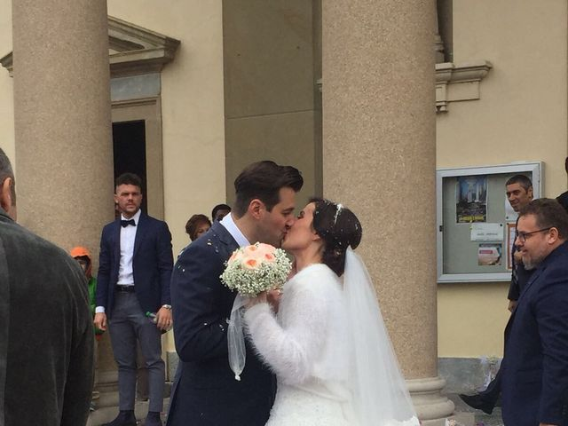 Il matrimonio di Gianluigi e Roberta a Gerenzano, Varese 1