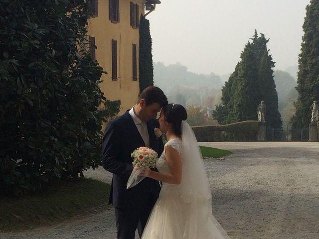 Il matrimonio di Gianluigi e Roberta a Gerenzano, Varese 2