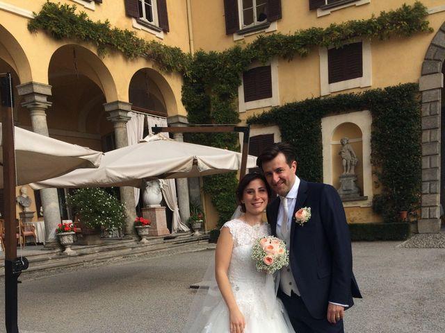 Il matrimonio di Gianluigi e Roberta a Gerenzano, Varese 6