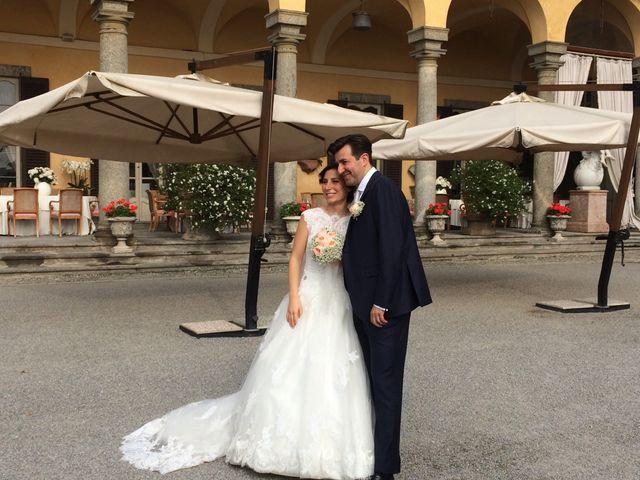 Il matrimonio di Gianluigi e Roberta a Gerenzano, Varese 9