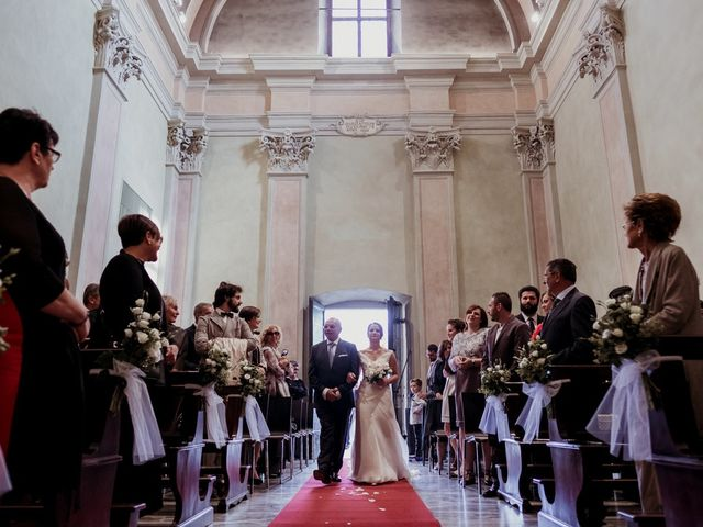 Il matrimonio di Alberto e Giulia a Bergamo, Bergamo 44