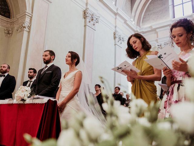 Il matrimonio di Alberto e Giulia a Bergamo, Bergamo 45