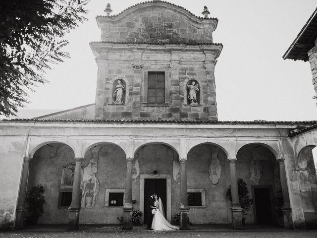 Il matrimonio di Alberto e Giulia a Bergamo, Bergamo 60