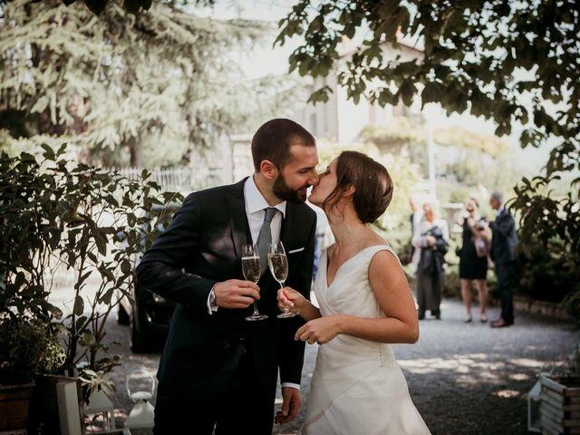 Il matrimonio di Alberto e Giulia a Bergamo, Bergamo 74