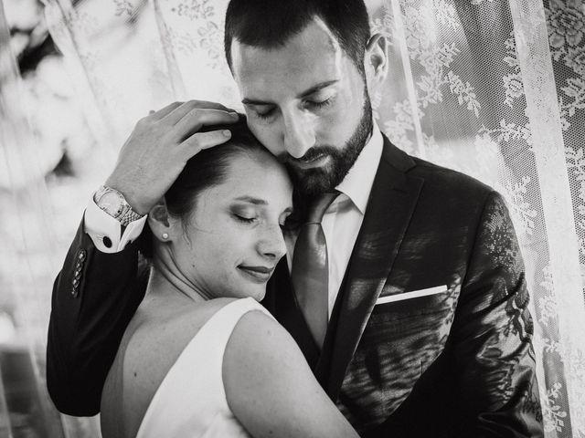 le nozze di Giulia e Alberto