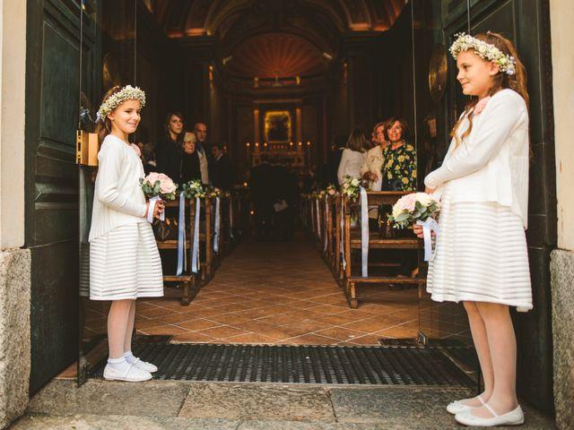 Il matrimonio di Massimo e Anna a Seregno, Monza e Brianza 40