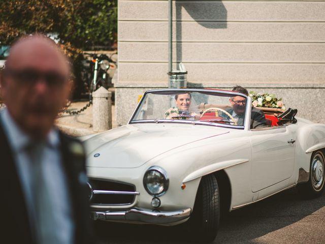 Il matrimonio di Massimo e Anna a Seregno, Monza e Brianza 41