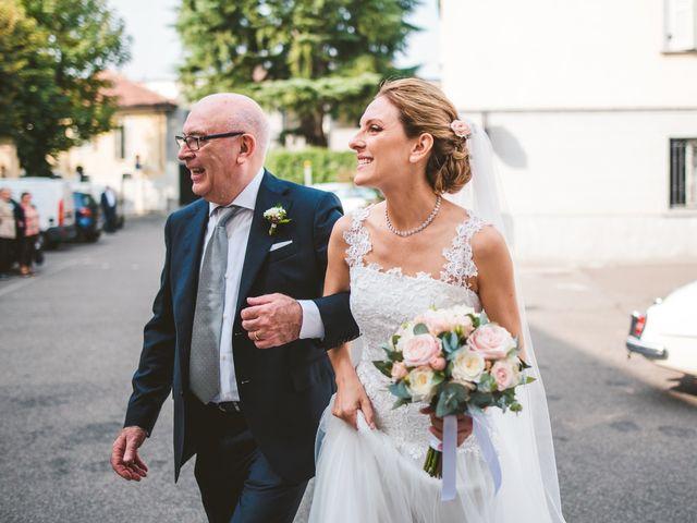 Il matrimonio di Massimo e Anna a Seregno, Monza e Brianza 43