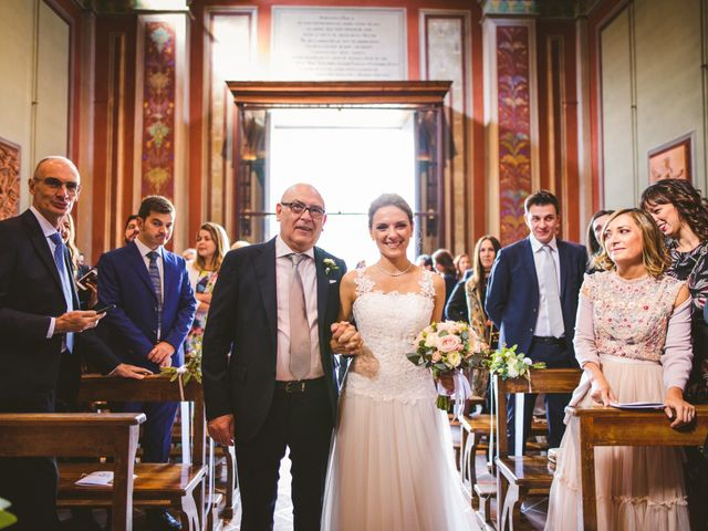Il matrimonio di Massimo e Anna a Seregno, Monza e Brianza 44