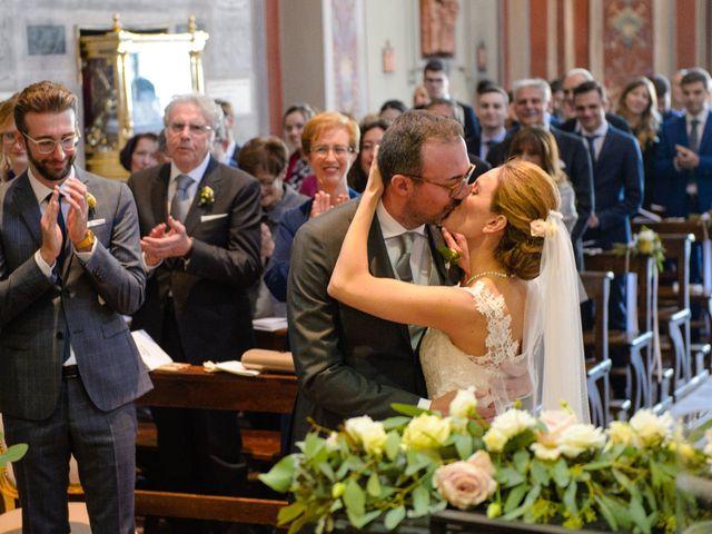 Il matrimonio di Massimo e Anna a Seregno, Monza e Brianza 50
