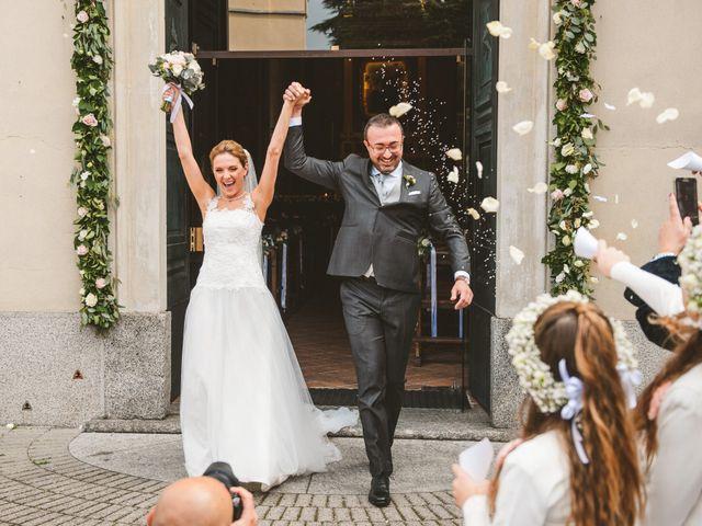 Il matrimonio di Massimo e Anna a Seregno, Monza e Brianza 57