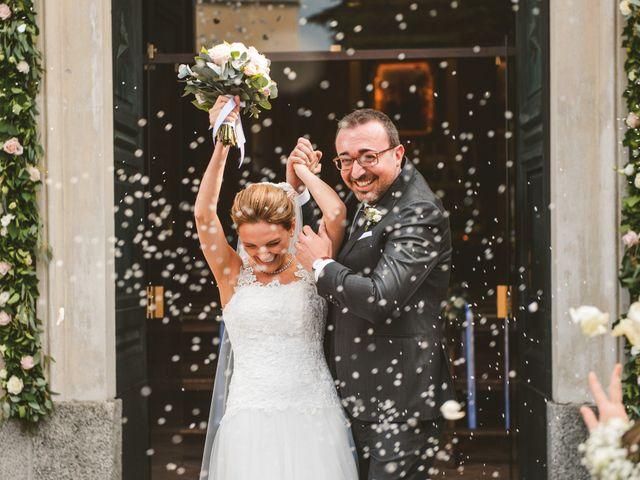 Il matrimonio di Massimo e Anna a Seregno, Monza e Brianza 58