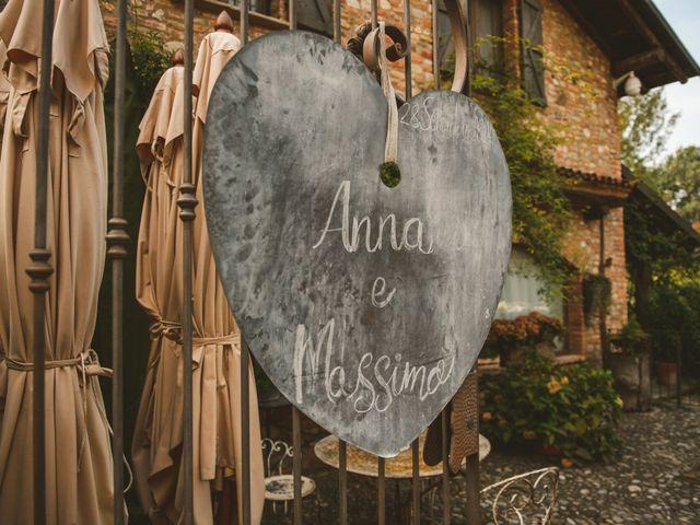 Il matrimonio di Massimo e Anna a Seregno, Monza e Brianza 66