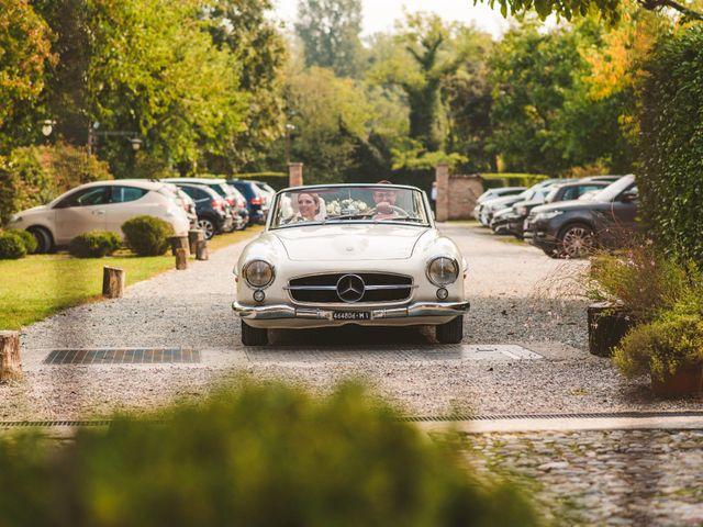 Il matrimonio di Massimo e Anna a Seregno, Monza e Brianza 79
