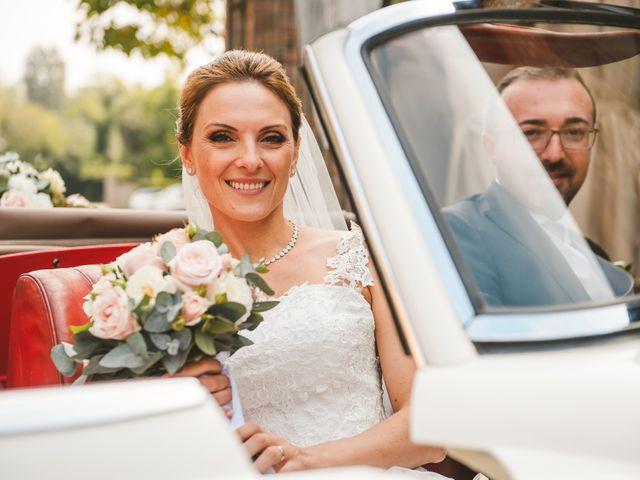 Il matrimonio di Massimo e Anna a Seregno, Monza e Brianza 81