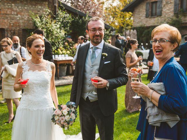 Il matrimonio di Massimo e Anna a Seregno, Monza e Brianza 85